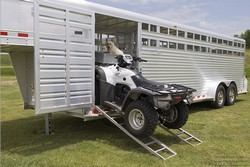 Optional:  ATV Side door